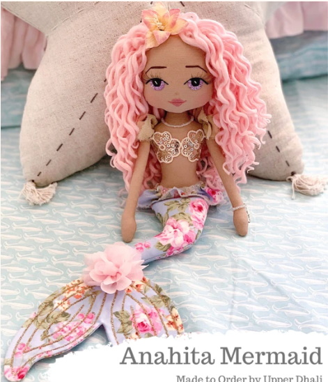 MermaidDollPinterest